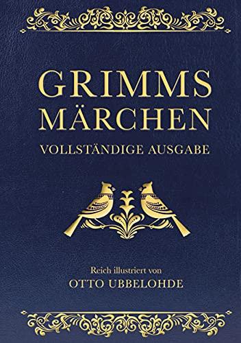 Grimms Märchen - vollständig und illustriert (Cabra-Lederausgabe): Kinder- und Hausmärchen