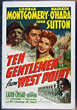 Ten Gentlemen From West Point (1942) Original One Sheet Poster (27x41)