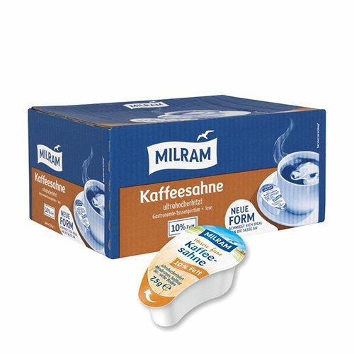 Milram - Kaffeesahne 10% 2er Pack (2 x1800g)