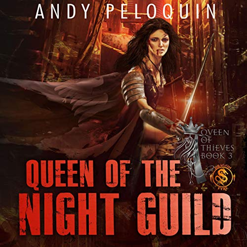 Queen of the Night Guild (Queen of Thieves) audiobook cover art