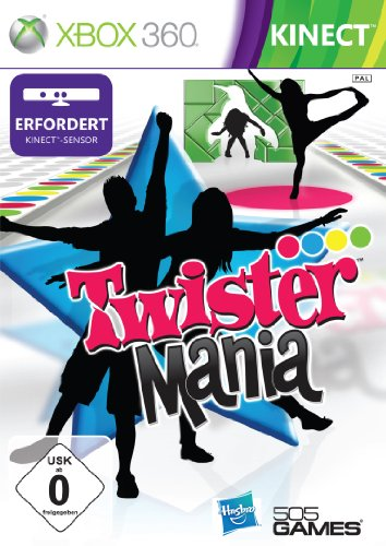Preisvergleich Produktbild Twister Mania (Kinect) - [Xbox 360]