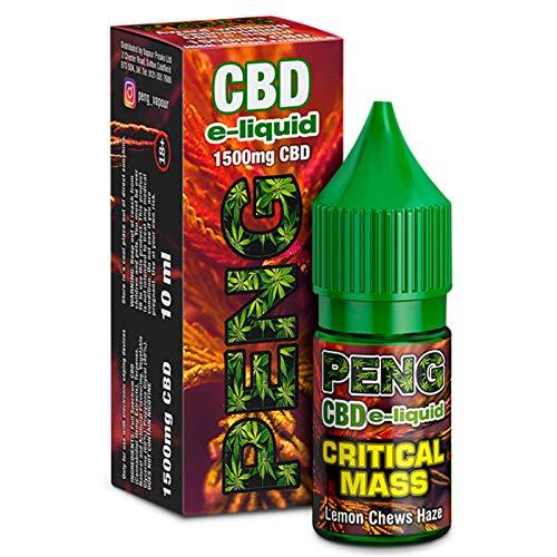 "Vollspektrum CBD E-Liquid ""Critical..."
