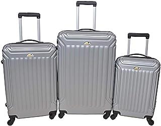 نيو ترافل حقائب سفر بعجلات للجنسين