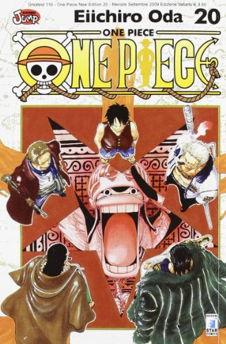 One piece. New edition (Vol. 20)