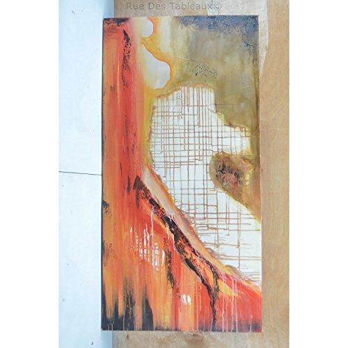 ruedestableaux - Tableaux abstraits - tableaux peinture - tableaux déco - tableaux sur toile - tableau moderne - tableaux salon - tableaux triptyques - décoration murale - tableaux deco - tableau design - tableaux moderne - tableaux contemporain - tableaux pas cher - tableaux xxl - tableau abstrait - tableaux colorés - tableau peinture - Brûlure de soleil 2