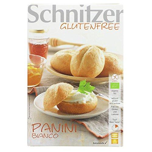 Schnitzer Gluten Free | Panini Bianco | 3 x 250g