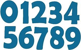 Xurgm Buchstaben und Zahlen Stanzschablone Scrapbooking und Andere Stanzmaschine f/ür Sizzix Big Shot//Cuttlebug Embossing Machine Schablonen Schneiden Stanzformen