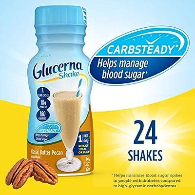 Glucerna Shake To Help Manage Blood Sugar