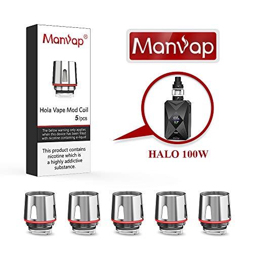 Atomizador Cigarros Electronicos Vaper Manvap®