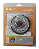Alligator Mini-I-Link Set de Cables y Fundas de Cambio, Unisex Adulto, Gris, 4 mm