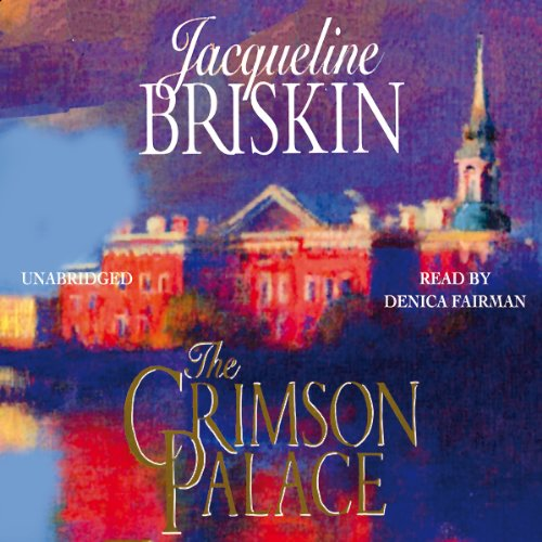 The Crimson Palace audiobook cover art