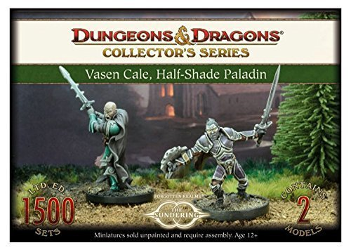 Vasen Cale - Half-Shade Paladin (Limited Edition) SW (MINT/New) by Gale Force 9