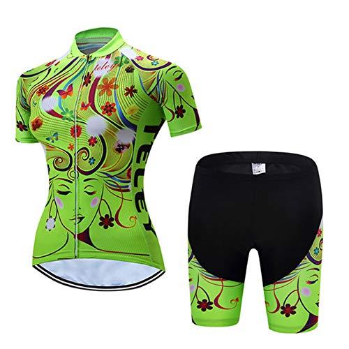 WPW Conjunto de Maillot de Ciclismo del Equipo Profesional de Verano, Ropa...