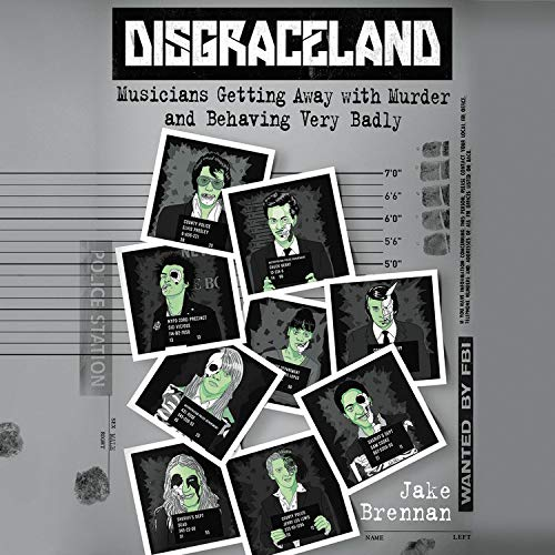 Disgraceland  By  cover art