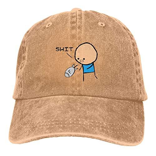 W-Fen Jeans Hut F Bombe Cyanid & Glück Baseball Cap Sportkappe Adult Trucker Hat Cap