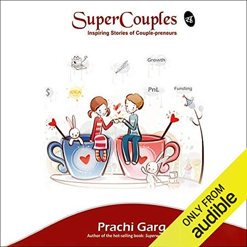 SuperCouples: Chapter 4 - Partnering Through Life - Boring Brands cover art