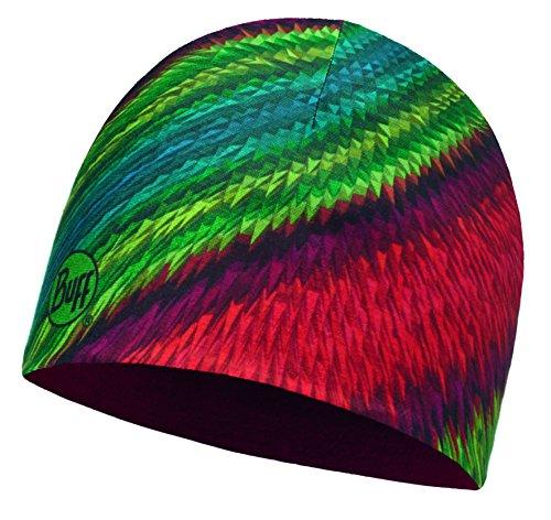 Buff Erwachsene Microfiber Reversible Eiko Multi-RED Mütze, One Size