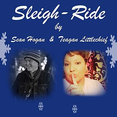 Sean Hogan & Teagan Littlechief