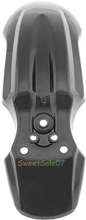 FidgetFidget Plastic Motorcycle Front Wheel Fender Protector for Honda CRF50 XR Dirt Pit Bike Black