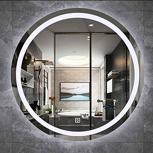 Espejos De Baño Baratos Redondo espejos de baño  Marca LBYDXD