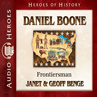 Daniel Boone cover art