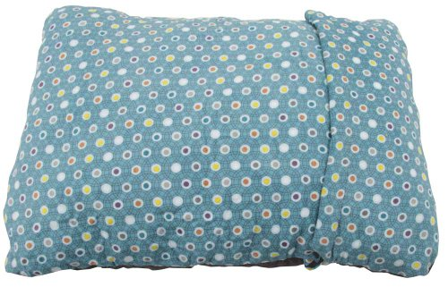 Hummingbird Small Compressible Pillow (Geometric)