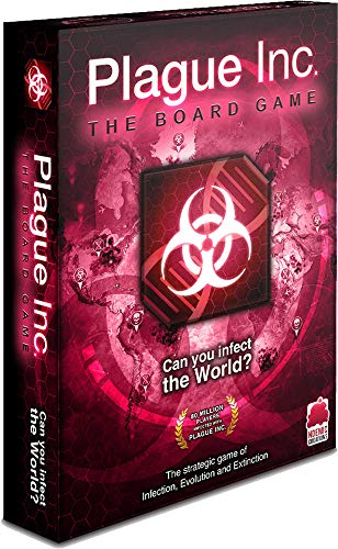 Ndemic Creations Plague Inc. The Board Game - Juego de Mesa (Idioma...