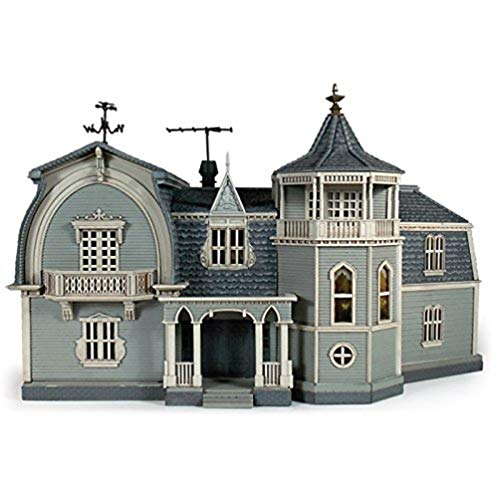 Munsters House Prefinished By Moebius Models Moe2929 by The Munsters