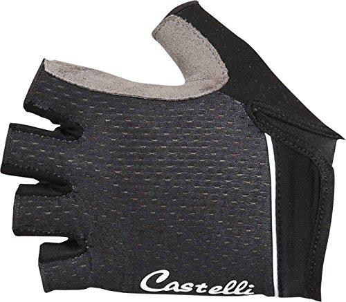 castelli Roubaix W Gel - Guantes de Ciclismo para Mujer, Mujer, 4518045,...