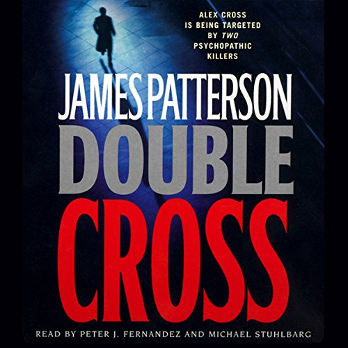 Double Cross audiobook cover art