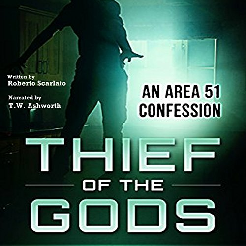 Thief of the Gods audiobook cover art
