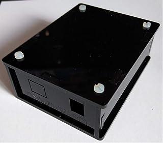 Diamex - Caja para Arduino (plexiglás), color negro: Amazon.es: Electrónica