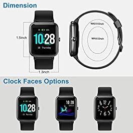 Willful Smart Watch for Android Phones and iOS Phones Compat...