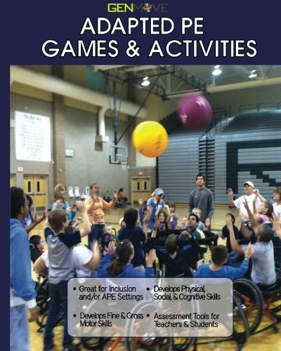 Compare Textbook Prices for Adapted PE Games & Activities 1 Edition ISBN 9781482326109 by Hynes-Hunter, Dr. Joanne Margaret,Suarez, Temoc,Scheffer, Grant,Kalisperis, Nick
