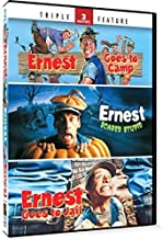 Ernest Goes to Camp / Ernest Scared Stupid / Ernest Goes to Jail (Triple Feature) by Mill Creek Entertainment by Various