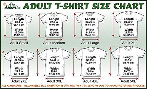 The Mountain T-Shirt Combat Stryker Tee XL