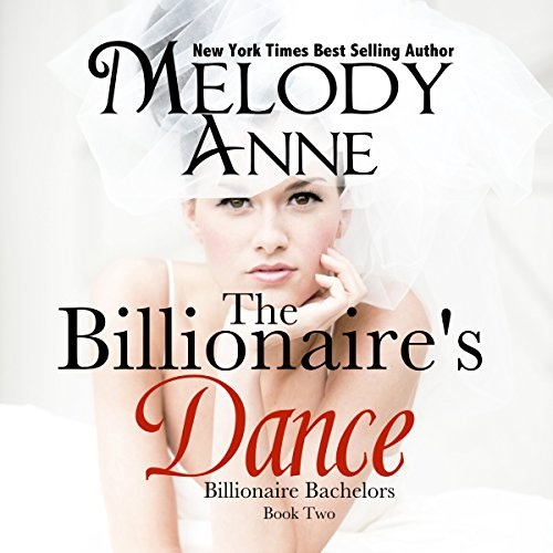The Billionaire's Dance audiobook cover art