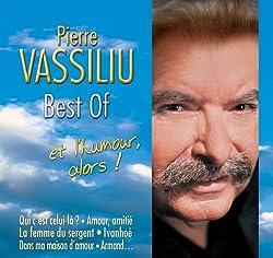 Tops de Pierre Vassi
