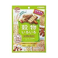 ◆ハマダコンフェクト 穀物いろいろ シリアルナッツ 70g【5個セット】