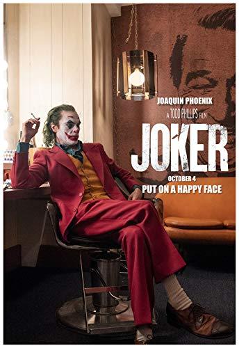 Joker Movie Poster 24 x 36 Inches