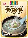 リケン 韓国スープ 参鶏湯スープ 4倍濃縮 500g