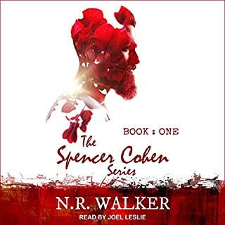Spencer Cohen Series, Book One                   By:                                                                                                                                 N.R. Walker                               Narrated by:                                                                                                                                 Joel Leslie                      Length: 5 hrs and 26 mins     15 ratings     Overall 4.8