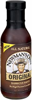 Newman's Own Original Barbecue Sauce 15 oz (Pack of 3)