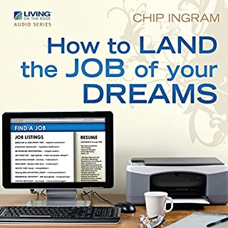 How to Land the Job of Your Dreams cover art