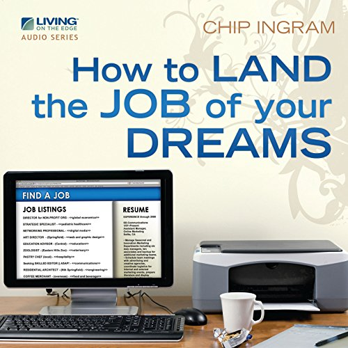 How to Land the Job of Your Dreams audiobook cover art