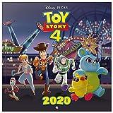 Erik CP20067 - Calendario de Pared 2020 Toy Story, 30 x 30 cm (Incluye Póster Regalo)