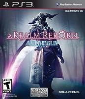 Final Fantasy XIV A Realm Reborn (輸入版:北米) - PS3