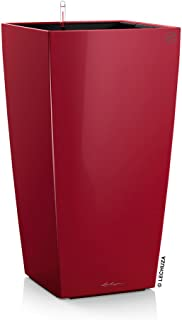 Lechuza Cubico Premium 30 - All-In-One, Scarlet