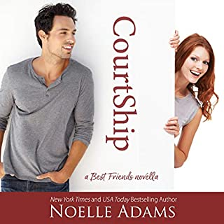 CourtShip audiobook cover art