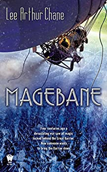 fantasy book reviews Lee Arthur Chane Magebane